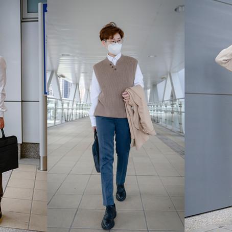 上班穿搭懶人包!辦公室男神的4款風格穿搭術~
