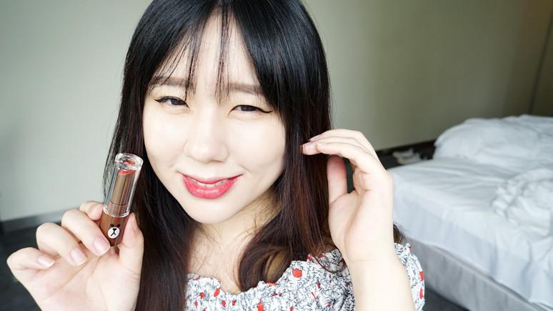 VIDEO ᴴᴰ MakeUp|萌萌熊大口紅 10款讓你一次看得夠|MISSHA 미샤 립스틱