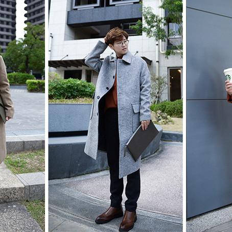 秋冬穿搭沒靈感?4種韓系外衣穿搭重點快筆記