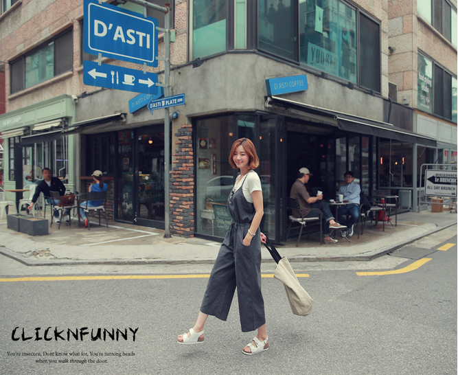 K.Shopping ₩ 韓國超好搭素T寬鬆上衣7款購物清單【揪團購】
