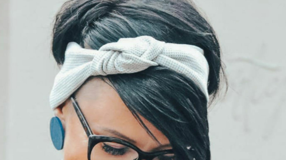 """Einzigartig. Stirnband """"Waffelstrick"""""""