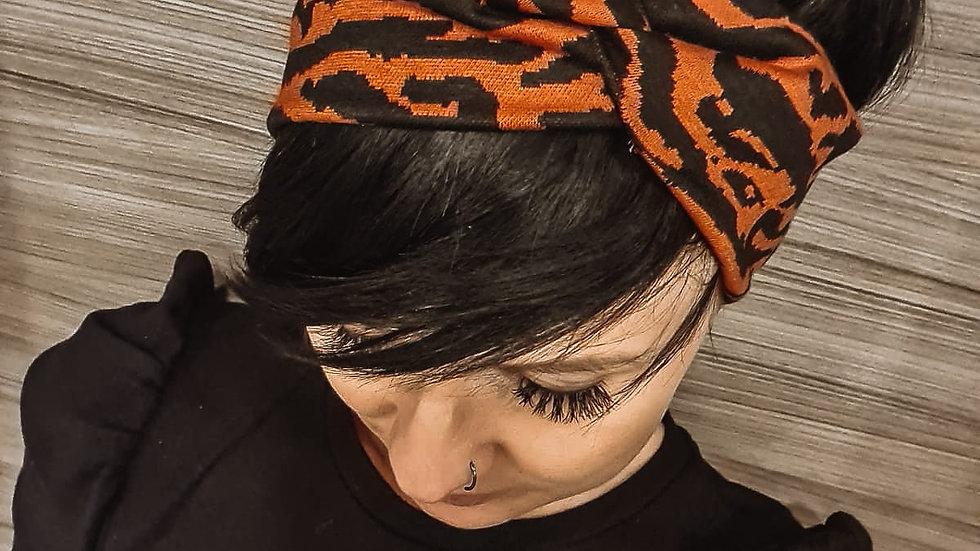 """Einzigartig. Stirnband """"Animalprint"""""""