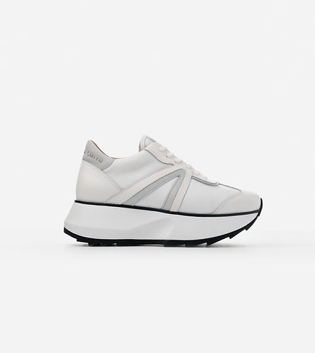 Women Sneakers Chelsea - White
