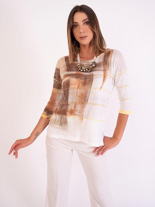 Linen Shirt D2132