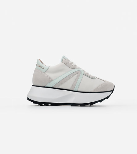 Women Sneakers Chelsea - White Mint