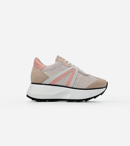 Women Sneakers Chelsea - Peach