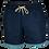 Thumbnail: Tahiti Blue Linen Swimwear