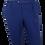 Thumbnail: Blue Cotton Pique Pants