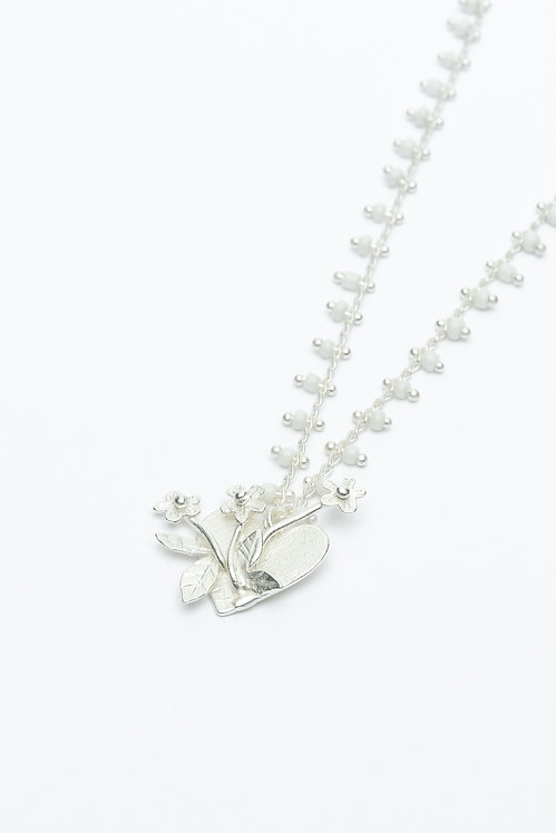 Cultivate Heart Necklace