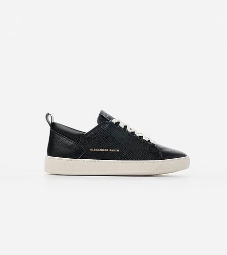 Men Sneakers Oxford - Black White, Dark Brown, White Black