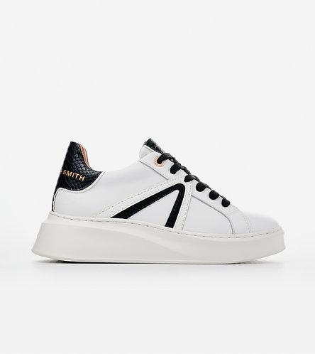 Women Sneaker Carnaby - White Black