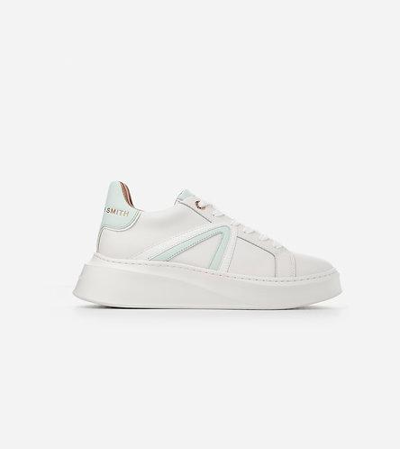 Women Sneaker Carnaby - White Mint