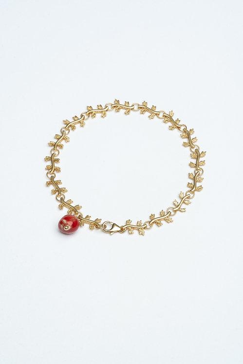 Leaves' chain Bracelet