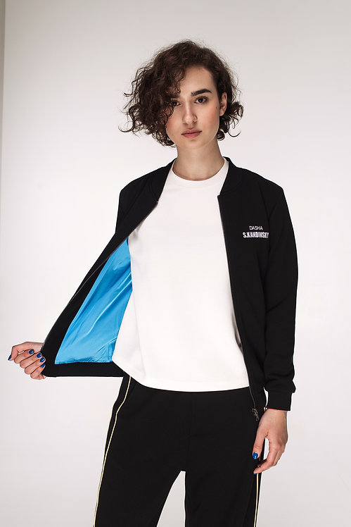 Bomber Straight Fit