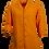 Thumbnail: Orange Cuban Linen Shirt