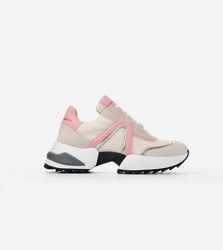 Women Sneakers Marble - Sand-Peach