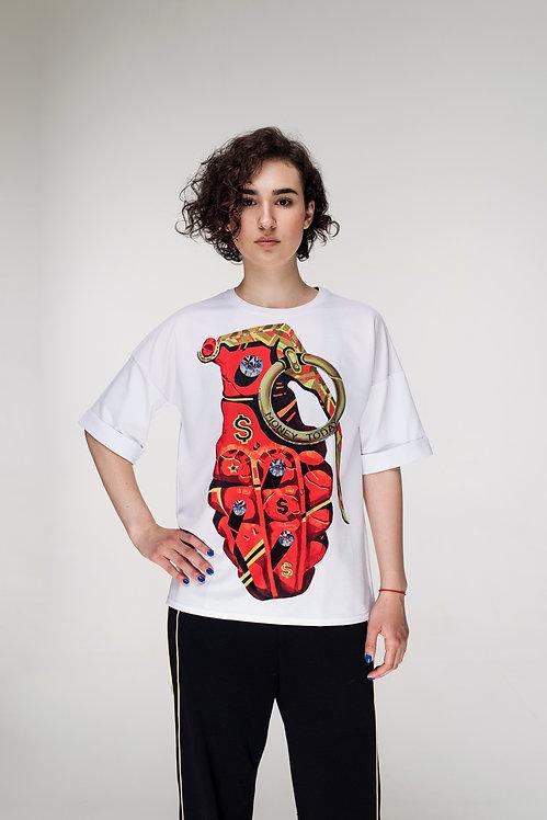 T-Shirt Oversize - Flat Shoulder 2