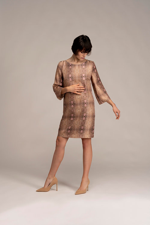 Short Sack Dress