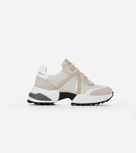 Women Sneakers Marble - Nude
