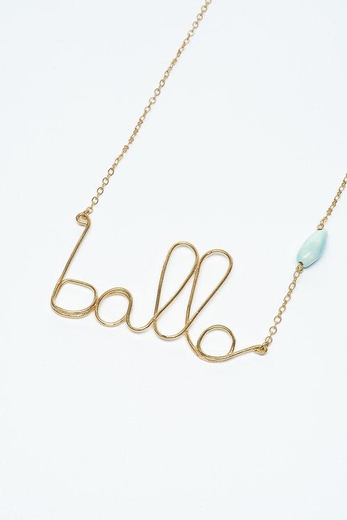 Balla Necklace