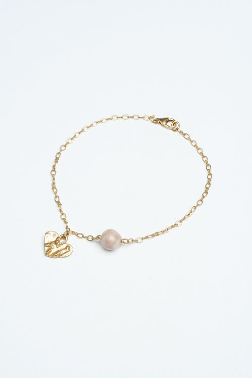 Safe Heart Bracelet