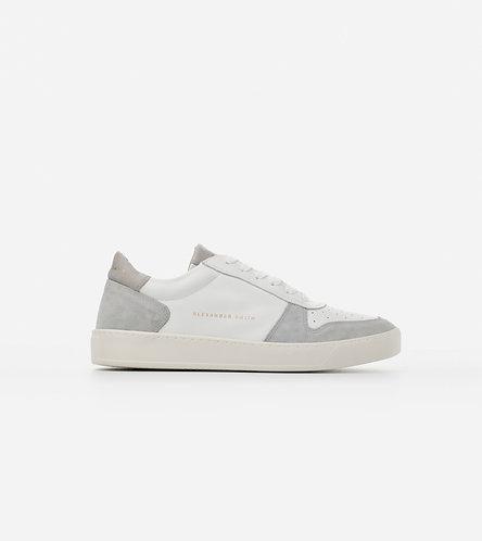 Men Sneakers Cambridge - White-White/Grey/Military/Sand