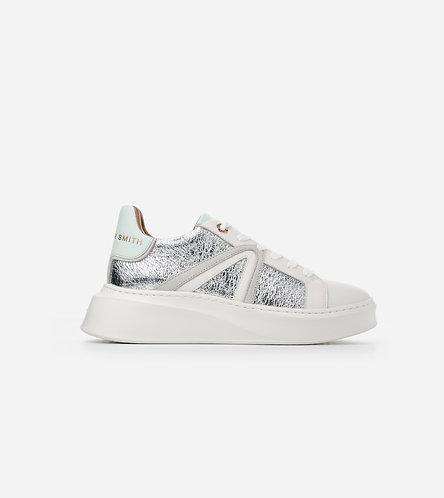 Women Sneakers Carnaby - Silver