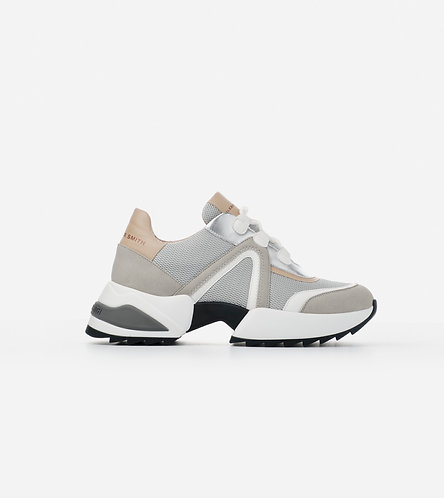 Women Sneakers Marble - Grey