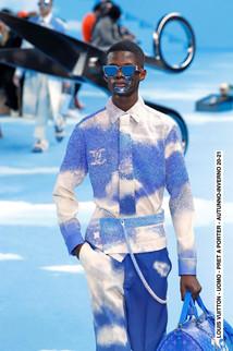 Louis Vuitton Sfilata Moda