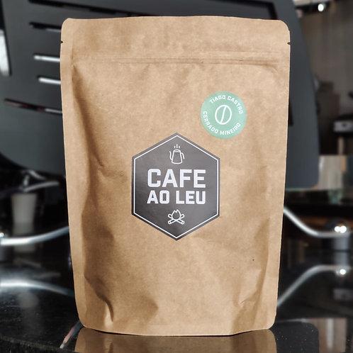 Café ao Léu Bourbon Amarelo EM GRÃOS- Prod Tiago Castro  250g