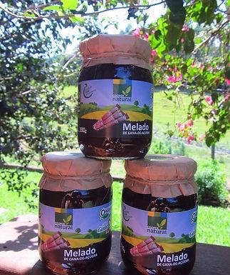 Melado Orgânico Cooper Natural 330g