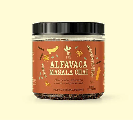 Infusiasta  Alfavaca Masala Chai  20g