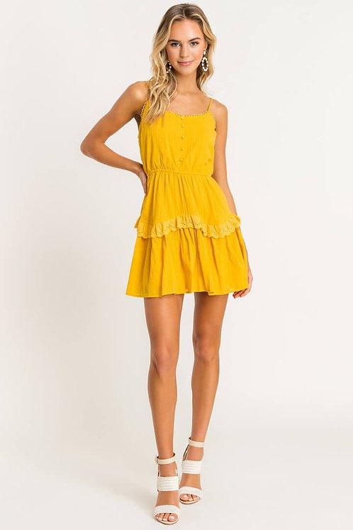 Sunflower Sundress