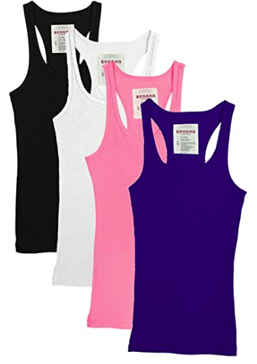 Zenana Tank Top