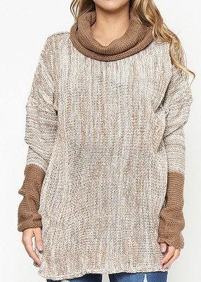 Cozy Cocoa Sweater