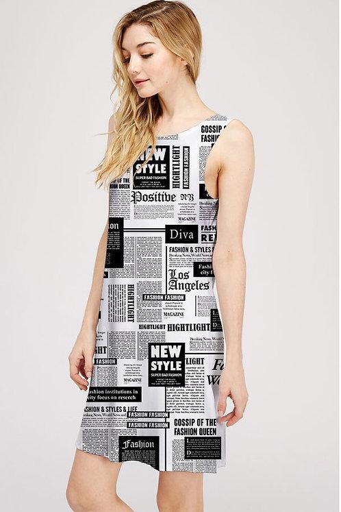 Newsprint Mini