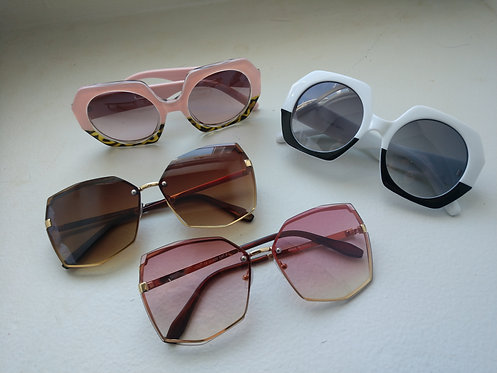 Retro inspired shades