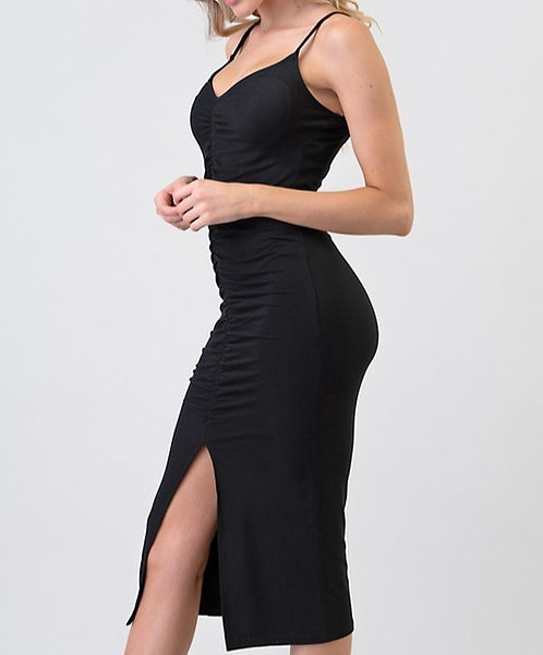 Ruched RTG Dress