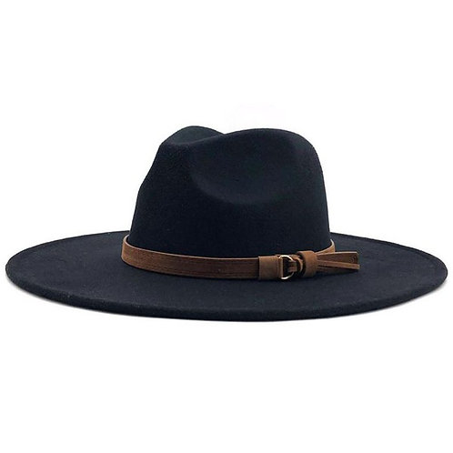 Wide Brim Gigi Hat