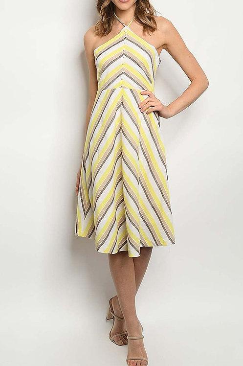 Hannah Halter Dress