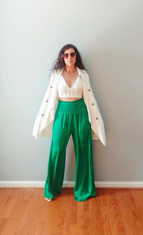 Kelly Green pants
