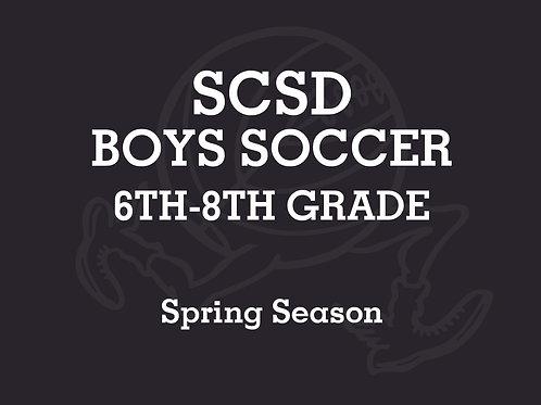 SCSD Boys' Soccer