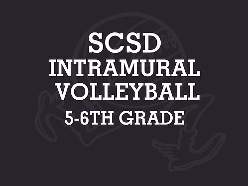 5-6th Volleyball Intramural