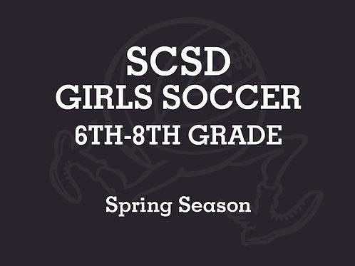 SCSD Girls' Soccer