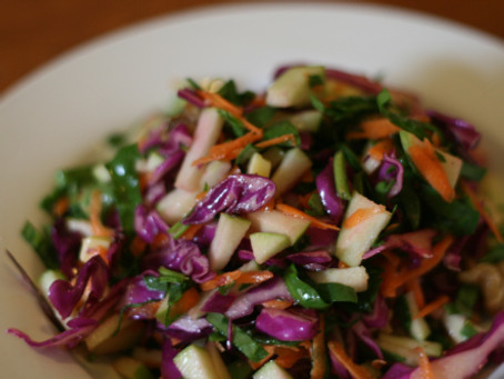 My Kitchen's Adequate: Or How I Resisted The Title 'Salad Days'