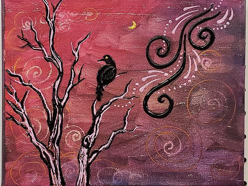 A Crow's Energy