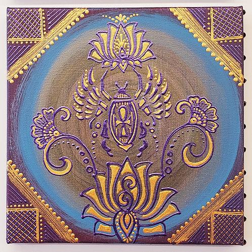 the Sacred Scarab