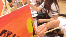 Painting Parties Are So Much Fun For You And Your Friends!