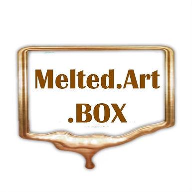 Melted Art Box