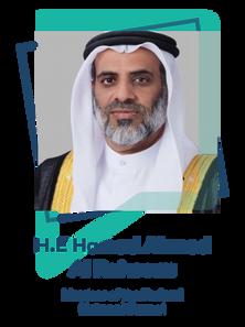 H.E. Hamad Ahmed Al Rahoomi